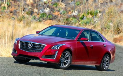 cadillac cts car of the year cadillac cts 2014 car of the year by motor trend