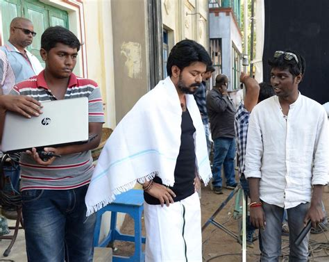 actor vijay sethupathi cell number exclusive location stills from mersal vijay