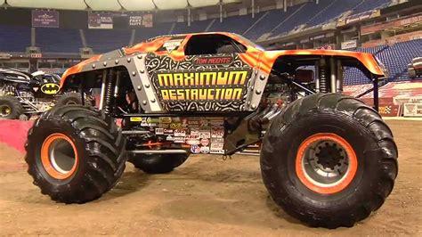 maximum destruction monster truck videos maximum destruction monster truck www pixshark com