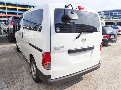 nissan vanette 2013 japanese used nissan nv200 vanette dx 2013 vans for sale