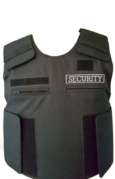 security bulletproof vest nij level ii bac tactical