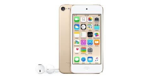 Apple Ipod Touch 6 32gb Protable Player Gold apple ipod touch 6 32gb gold price in pakistan