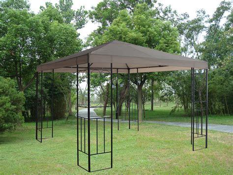metal garden gazebo 3x3 garden metal gazebo canopy pavilion shade screen