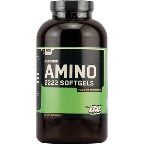 Suplemen Amino superior amino 2222 supplement healthstorepk
