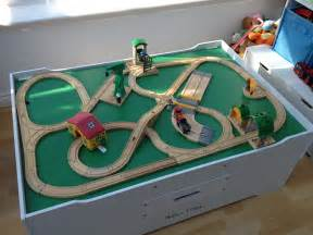brio layouts advanced wooden train set featuring items from brio 33208