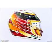 Lewis Hamilton Helmet Mercedes 2017 &183 F1 Fanatic