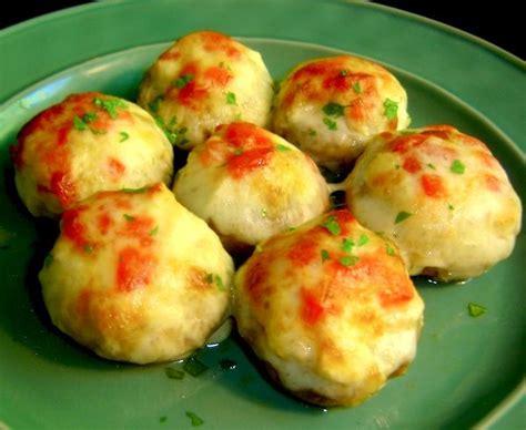 Olive Garden Stuffed Mushrooms Recipe by Best 25 Olive Garden Stuffed Mushrooms Ideas On Seafood Stuffed Mushrooms Bacon