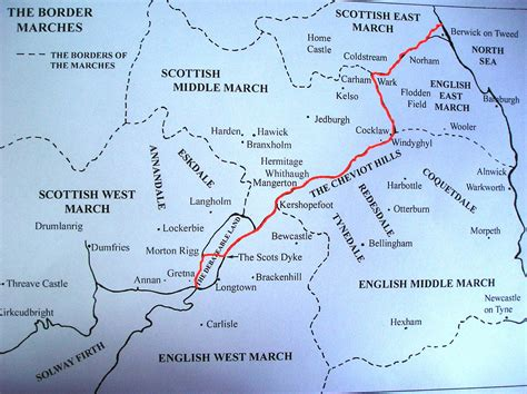 the marches a borderland journey between and scotland books border reivers scottish border border reivers