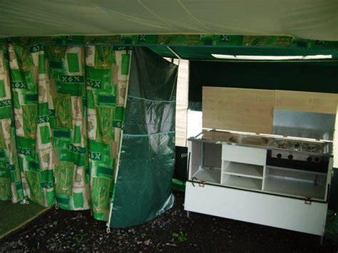 Sunncamp Porch Awnings 2007 Sunncamp Holiday 400 Se Used Trailer Tent