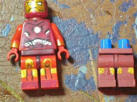 tutorial lego man lego iron man tutorial pt 1 youtube
