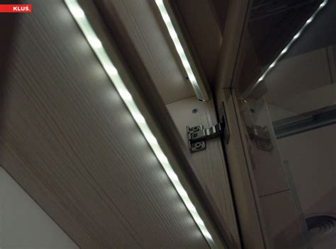 Strip Lighting For Under Kitchen Cabinets by Corner Accent Aluminum Profile Housing For Led Strip