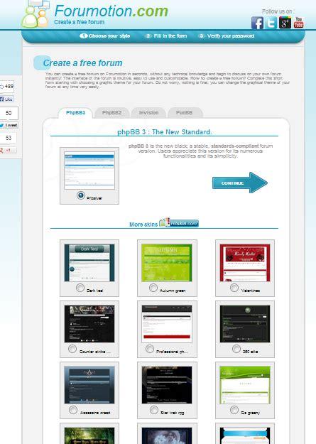 membuat web forum cara membuat website forum dengan mudah phpbb2 phpbb3