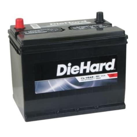 DieHard Automotive Battery, Group Size 124R Reviews