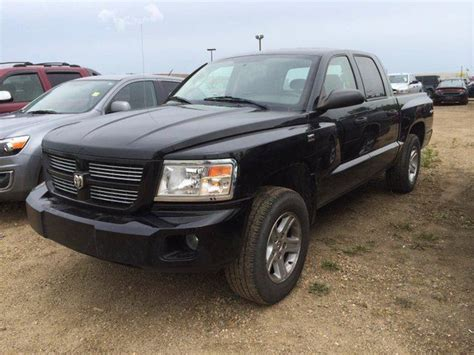 dodge dakota edmonton 2009 dodge dakota sxt edmonton alberta used car for