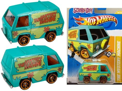 Wheels The Mystery Machine 2012 wheels the mystery machine 2012 scooby doo lacrado