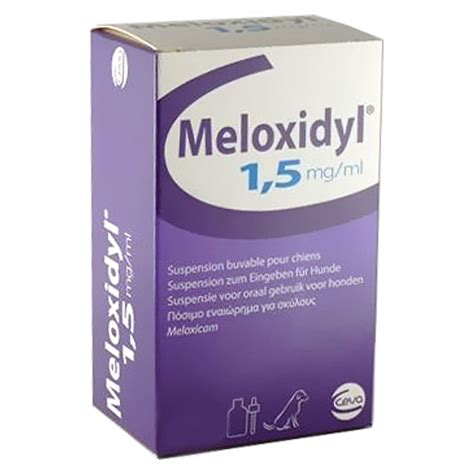 meloxidyl for dogs meloxidyl suspension 1 5mg ml 200 ml