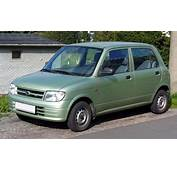 RANK DAIHATSU CAR PICTURES Daihatsu Cuore Photo Gallery