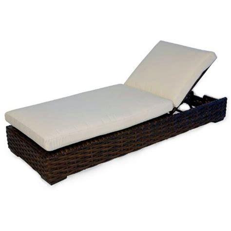wicker chaise lounge cushions lloyd flanders replacement cushions wicker chaise