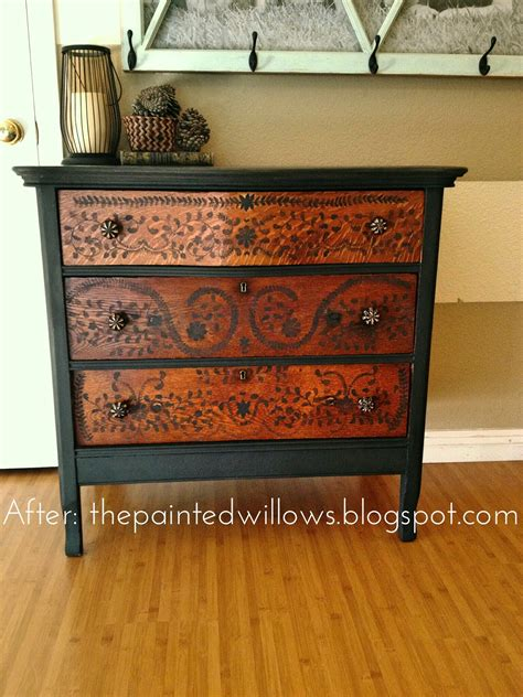 Painting furniture ideas before and after painting old furniture