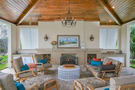 alva fl outdoor living space living room fireplace w