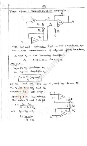 linear integrated circuits study material linear integrated circuits ppt lecture notes 28 images linear integrated circuits lic small