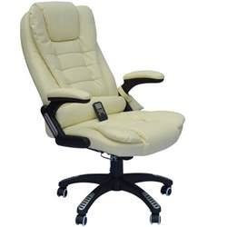 massage chair homcom executive ergonomic massage office