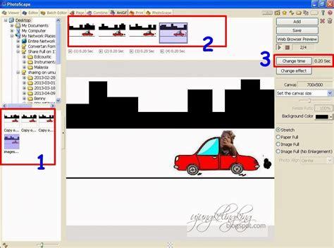 cara membuat gambar bergerak html cara membuat animasi sederhana ujungkelingking