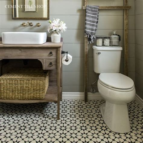 encaustic tile bathroom 1000 ideas about cement tiles on pinterest tiling