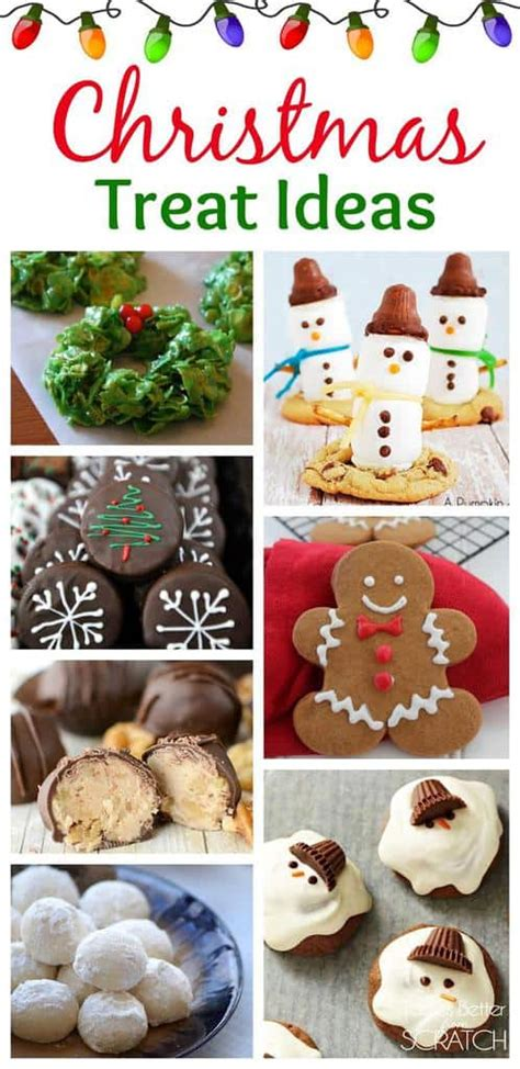 christmas treats roundup tastes better from scratch