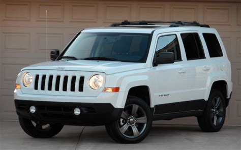 2015 jeep patriot pictures test drive 2015 jeep patriot latitude the daily drive