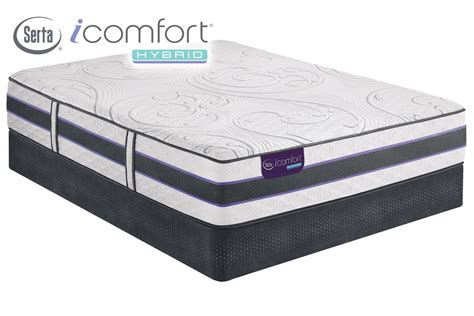 serta i comfort mattress serta 174 icomfort 174 hybrid hb500s mattresses collection