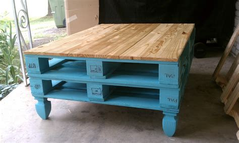 Coffee Table With Pallets Pallet Coffee Table Gallery Pallet Furniture