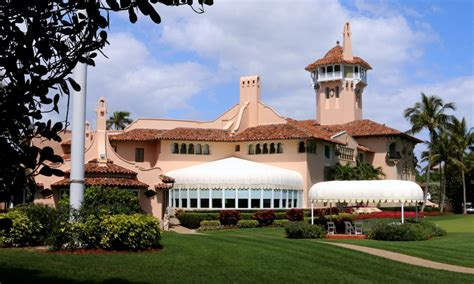 is at mar a lago mar a lago s going to be lonely charities snub donald