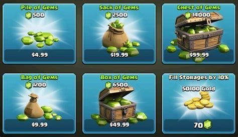 Clash Of Clans Gift Card Code - get free gems for clash of clans worldwide