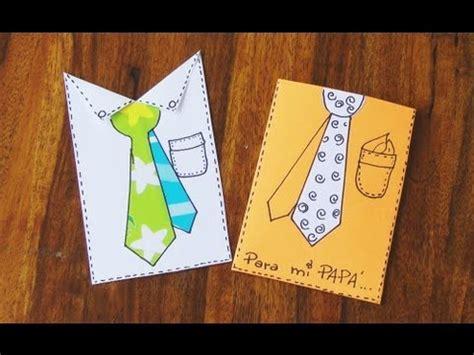 to manualidades dia del padre fotos tarjetas de felicitacion manualidad tarjeta para el d 237 a del padre manualidades