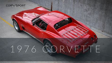 c3 corvette racing 1976 c3 corvette ultimate guide overview specs vin