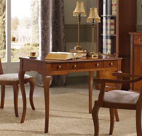 mesa escritorio clasica mesa de escritorio 3 cajones cl 225 sica agesilo en