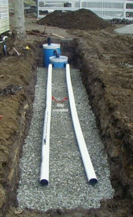 Small Septic System For Cabin by Small Septic System Diy