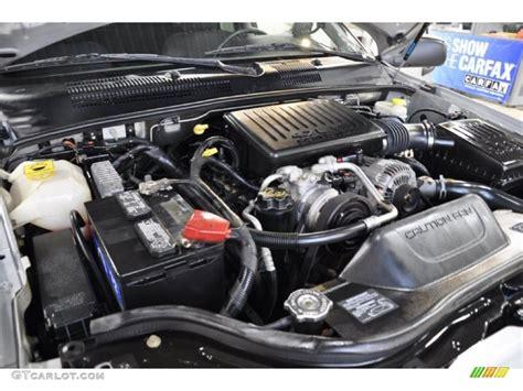 2004 Jeep Grand Laredo Engine 2004 Jeep Grand Laredo 4 7 Liter Sohc 16v V8