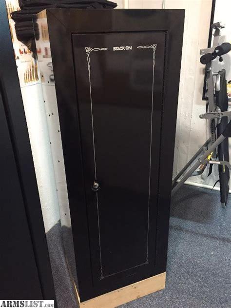 stack on 18 gun convertible gun cabinet armslist for sale stack on 18 gun convertible storage