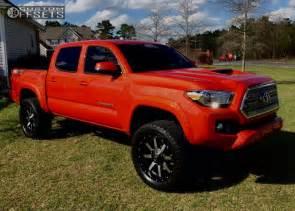 Rims For Toyota Tacoma Wheel Offset 2016 Toyota Tacoma Slightly Aggressive