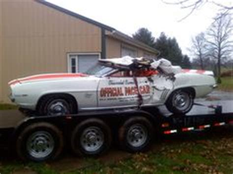 rebuildable muscle cars  wrecked muscle cars muscle