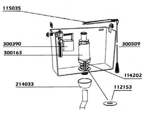 cassetta wc esterna alta cassetta wc alta vaschetta kariba kombi