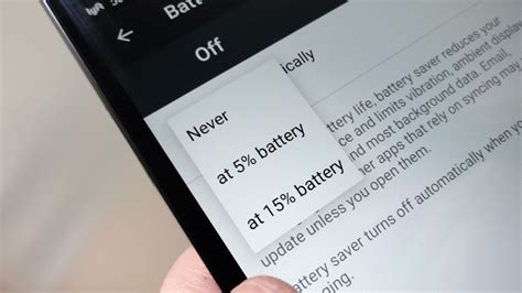 battery saver android 5 vital android settings that save your apps data battery and more pcworld