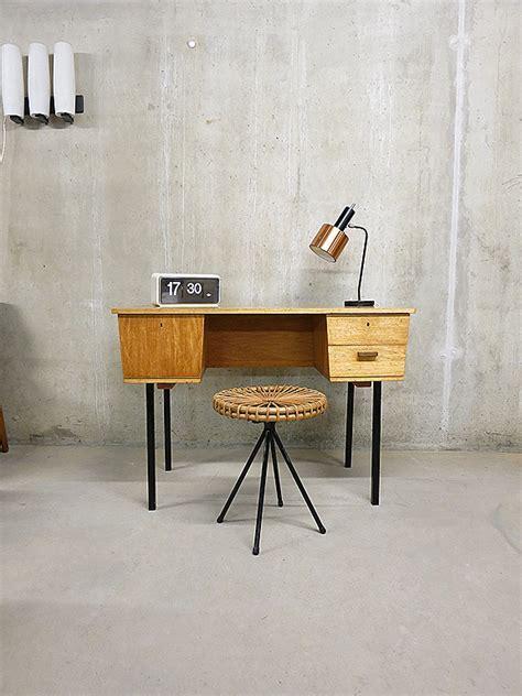 Industrieel Vintage Bureau Desk Industrial Bestwelhip Bureau Retro