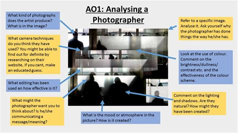 ao artist analysis photography   wilson