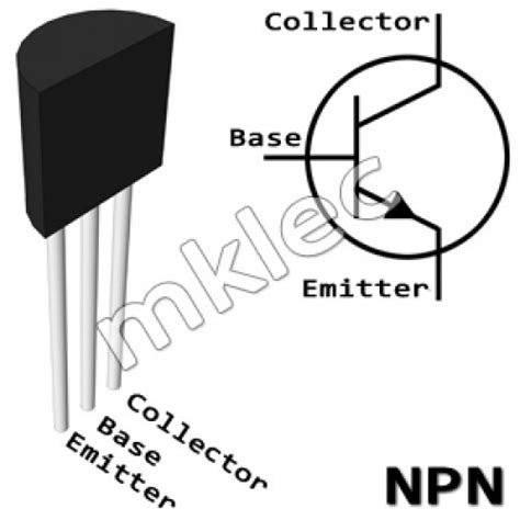 transistor bc547 is npn or pnp bc547 npn to 92 lifier transistor