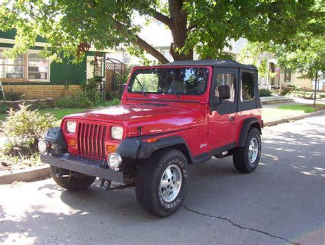 1994 Jeep Wrangler Weight 92rodeoksu 1994 Jeep Wrangler Specs Photos Modification