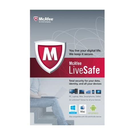 mcafee livesafe 1 year unlimited devices global