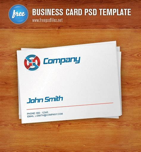 business card preview template free business card psd template free vector 365psd